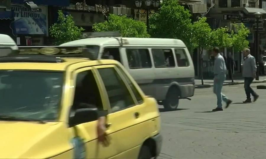 Cuộc sống ở Damascus sau khi liên quân Mỹ không kích