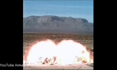 Cuộc không kích Syria có thể là màn quảng cáo tên lửa mới của Mỹ