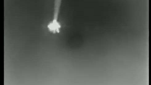 Mỹ công bố video tàu ngầm hạt nhân phóng tên lửa vào Syria
