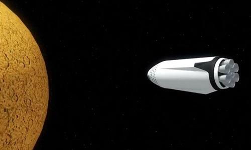 Nơi SpaceX chế tạo tên lửa lên sao Hỏa