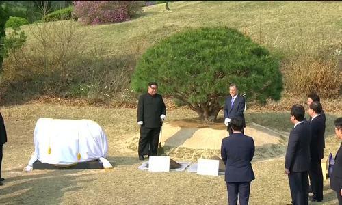 Một ngày làm nên lịch sử của bán đảo Triều Tiên