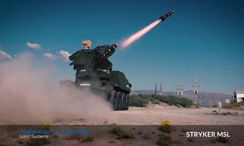 Tham vọng biến xe thiết giáp thành lưới phòng không di động của Mỹ