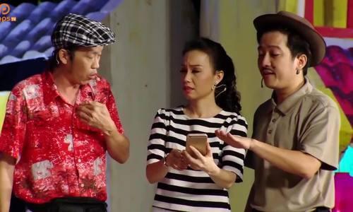 Cẩm Lý ném iPhone của Hoài Linh vì hiểu lầm Mr. Đàm