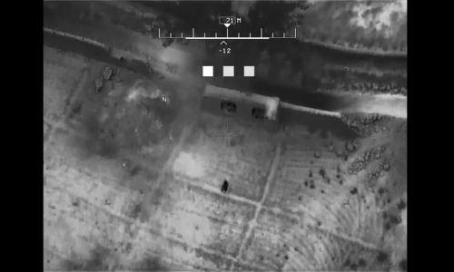 Loại vũ khí bí ẩn Mỹ triển khai trong cuộc không kích Taliban