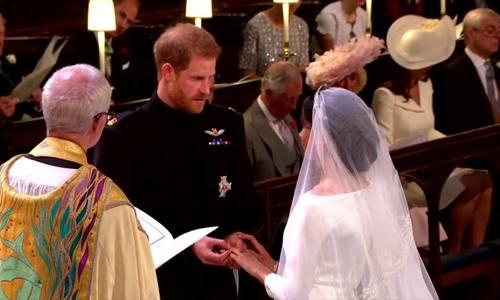 Đám cưới Hoàng gia giữa Hoàng tử Harry và diễn viên Mỹ