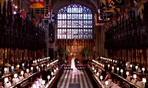 Tổng giám mục Welby tuyên bố Harry và Meghan là vợ chồng