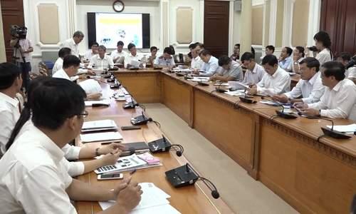 Lãnh đạo TP HCM: 'Không nên đổ thừa vấn đề ngập cho nhiệm kỳ trước'