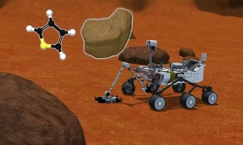 Dấu hiệu sự sống ở lòng hồ 3 tỷ năm trên sao Hỏa