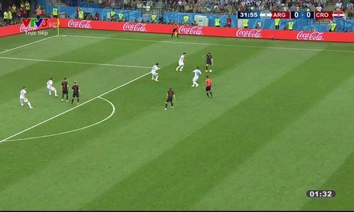 Argentina 0-3 Croatia