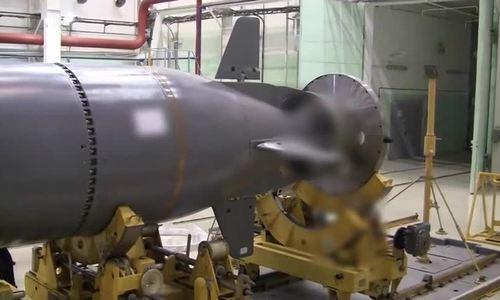 Ngư lôi thần biển mang đầu đạn hạt nhân của Nga