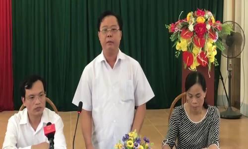 Ông Phạm Văn Thủy - Chủ tịch tỉnh Sơn La