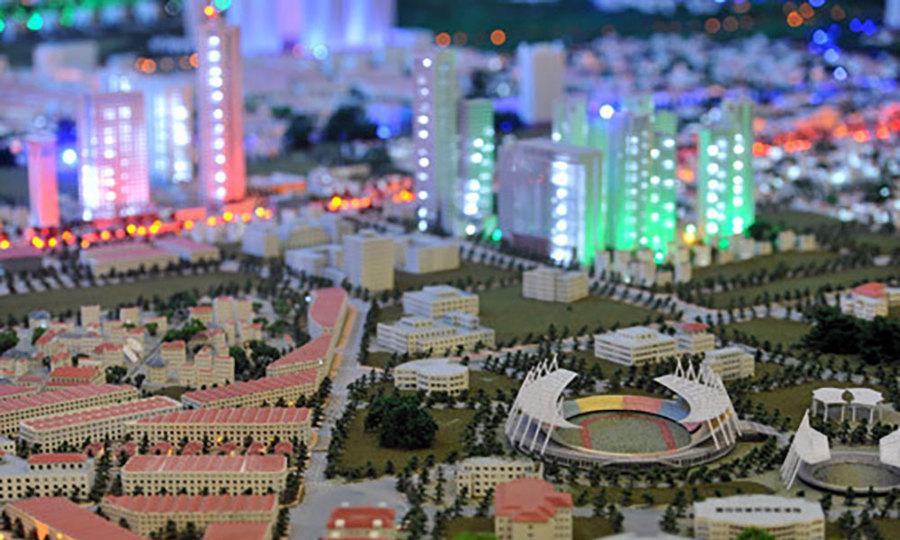 5 đô thị vệ tinh ở Hà Nội trong tương lai