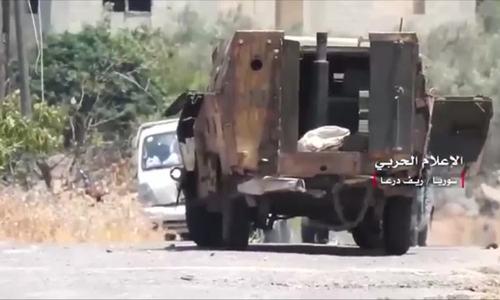 Tổng thống Syria tuyên bố sắp giành chiến thắng trước IS