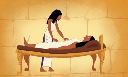 Một ngày làm việc của bác sĩ Ai Cập cổ đại