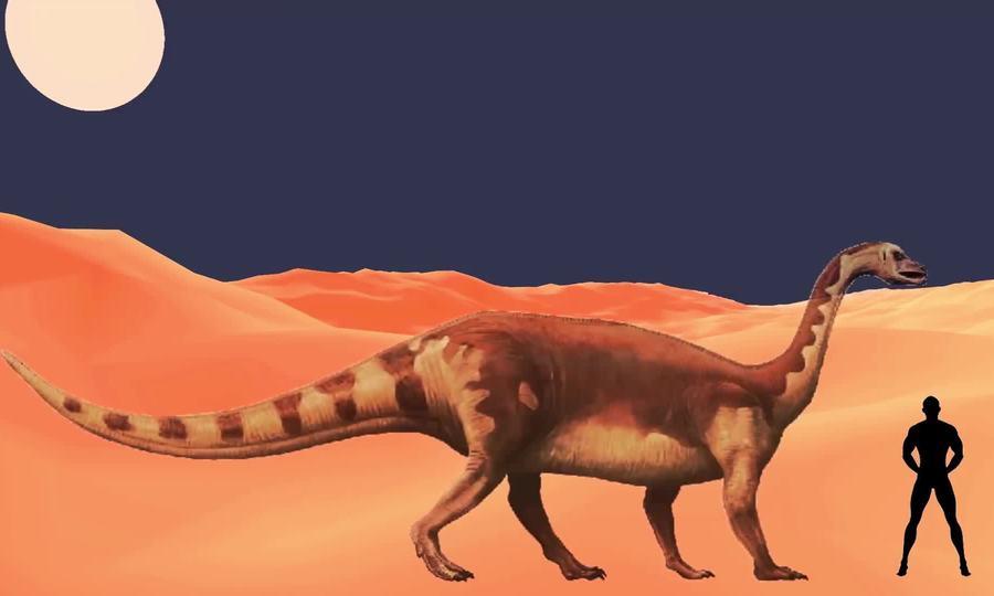 Những loài khủng long đầu tiên có mặt trên Trái Đất