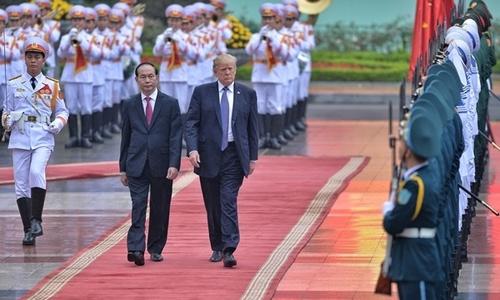 Những hoạt động của Chủ tịch nước Trần Đại Quang trong 2 năm