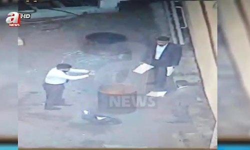 Nhân viên lãnh sự quán Arab Saudi đốt tài liệu sau khi Khashoggi biến mất