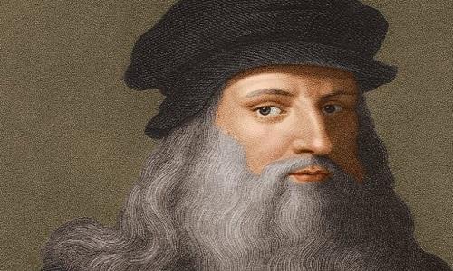 Leonardo da Vinci có thể mắc chứng lác mắt hiếm gặp