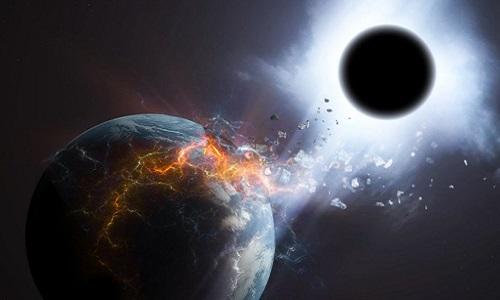 Siêu hố đen khổng lồ có khả năng tiêu diệt Trái Đất