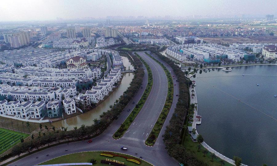 Hệ thống giao thông chục nghìn tỷ ở quận Long Biên