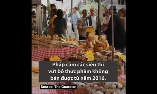 Quốc gia ít lãng phí thực phẩm nhất thế giới
