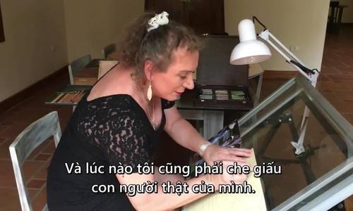 Hành trình tái sinh thành phụ nữ của ông giám đốc người Pháp ở Hà Nội
