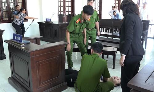 Bảo mẫu Sài Gòn hành hạ trẻ ngất xỉu khi nghe lãnh án tù