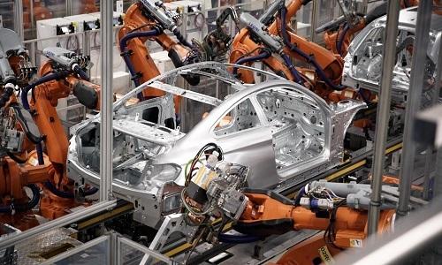 Đội quân robot sản xuất 1.000 chiếc xe mỗi ngày ở nhà máy BMW