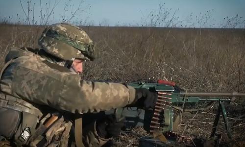 Ukraine tập trận tại biển Azov giữa lúc căng thẳng với Nga