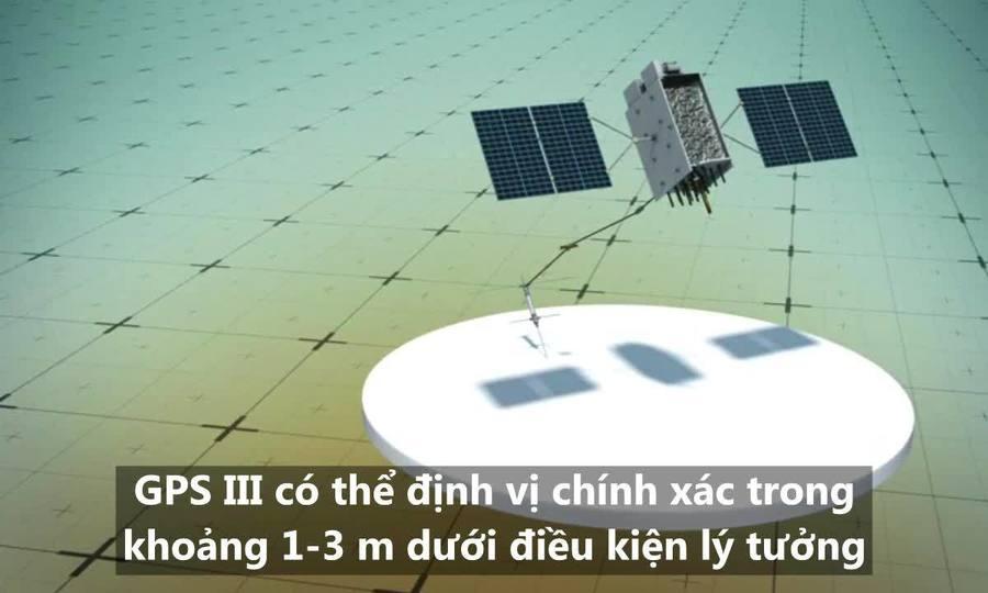 Tính năng vệ tinh GPS mới được Mỹ phóng lên vũ trụ