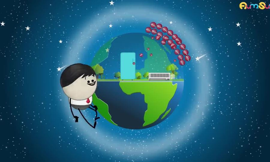 Vì sao có lỗ hổng trên tầng ozone?