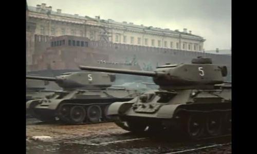 Mẫu xe tăng huyền thoại giúp Liên Xô đánh bại Đức quốc xã