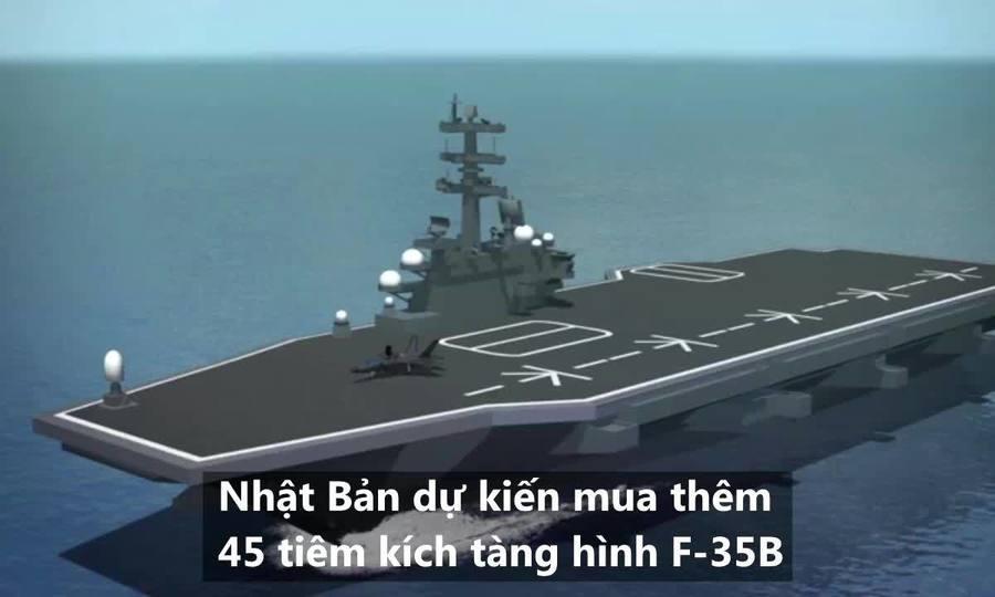 Những vũ khí Nhật muốn mua từ Mỹ để đối phó Trung, Triều