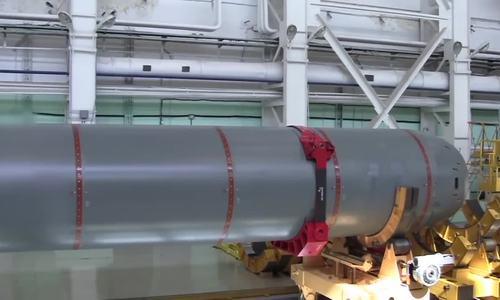 Nga thử nghiệm ngư lôi hạt nhân 'Thần biển'