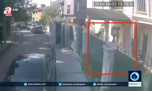 Xuất hiện video thi thể nhà báo Khashoggi bị đưa đi phi tang