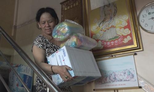 Chung cư nghiêng, 38 hộ ở Sài Gòn phải di dời khẩn cấp