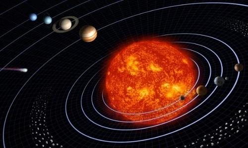Chuyến 'di cư' của sao Mộc giúp sự sống hình thành trên Trái Đất
