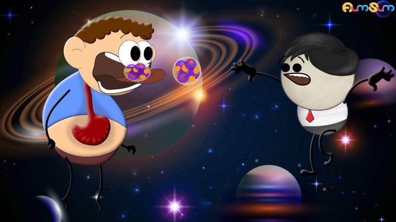 Chuyện gì xảy ra nếu ợ hơi bên ngoài không gian?