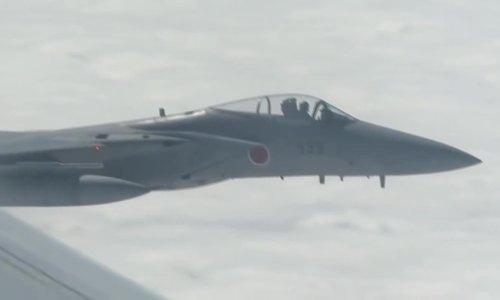 Mối đe dọa với không quân Nhật từ lực lượng áp đảo của Trung Quốc