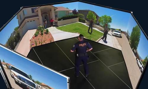 Cảnh sát Mỹ được đào tạo trong môi trường thực tế ảo