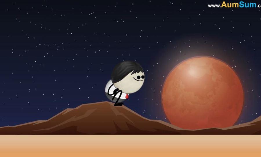 Lý do sao Hỏa có màu đỏ