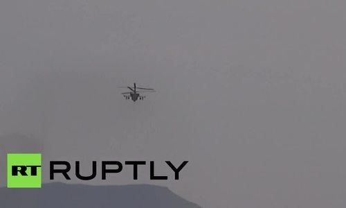 Nga cải tiến trực thăng 'Cá sấu bay' nhờ kinh nghiệm tại Syria
