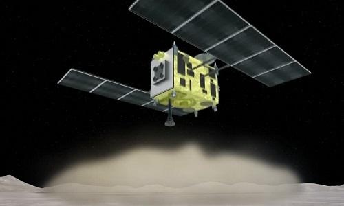 Tàu Nhật Bản lấy mẫu đá từ tiểu hành tinh cách 3,2 tỷ km