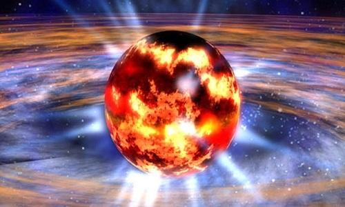 Điều gì xảy ra nếu Mặt Trời bị thay thế bằng sao neutron?