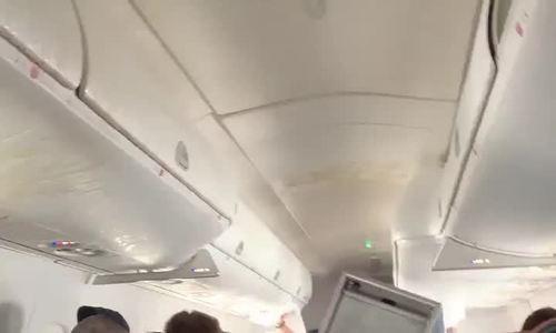 Máy bay Mỹ gặp nhiễu loạn không khí, 5 hành khách bị thương