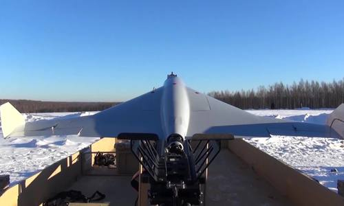 Nga lần đầu giới thiệu UAV tự sát