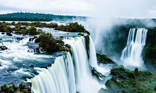 Thác Iguazú - kỳ quan thiên nhiên của thế giới