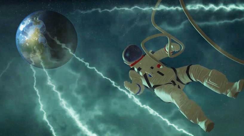 Những rủi ro đối với cơ thể người khi ở ngoài không gian