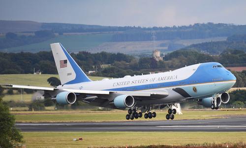 Bên trong chuyên cơ Air Force One của Tổng thống Mỹ