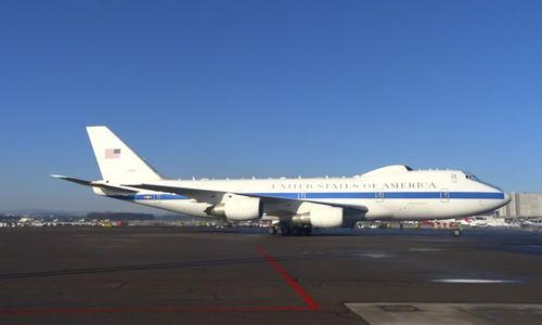 Phi đội bí mật của tổng thống Mỹ